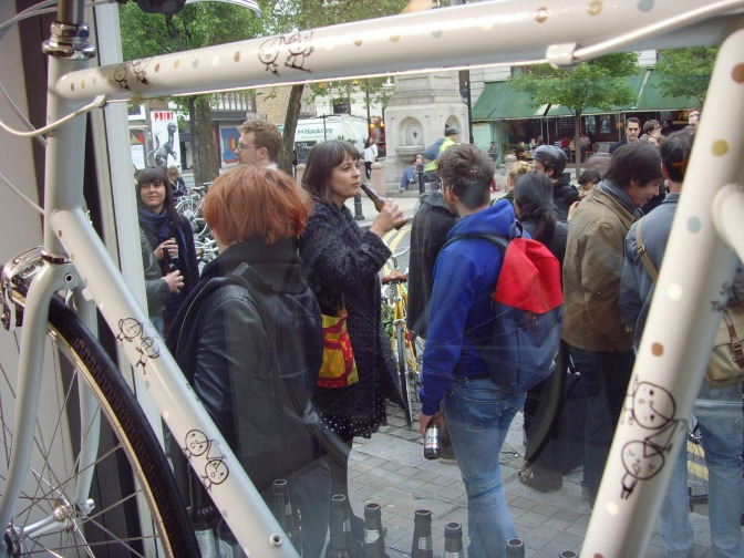Tokyo Bike Opening Store Launch Party