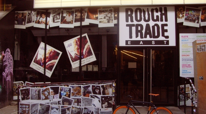 One Ride One Shot #009 Rough Trade East