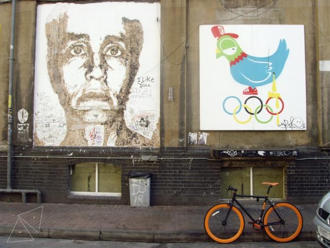 One Shot One Ride #013 Olympic Graffiti