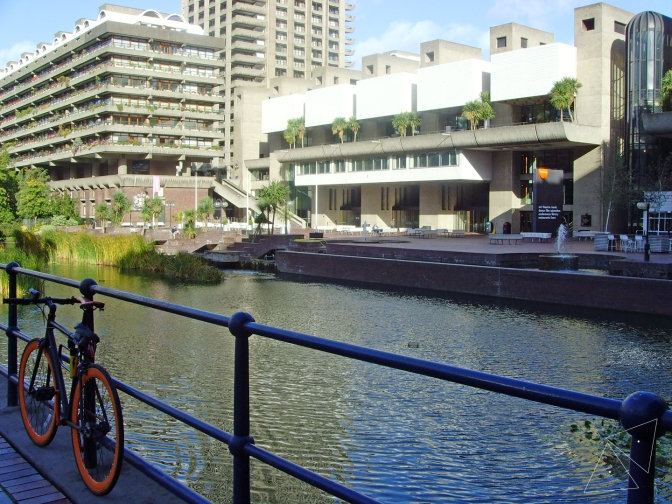 One Shot One Ride #032 Barbican Centre