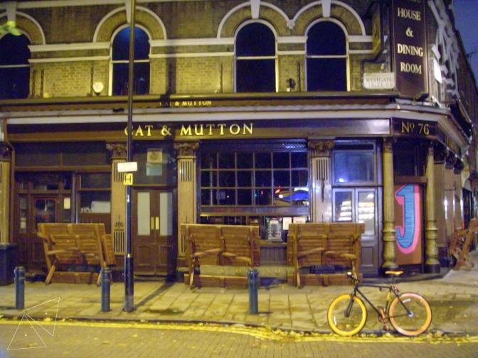 One Shot One Ride #040 Cat & Mutton