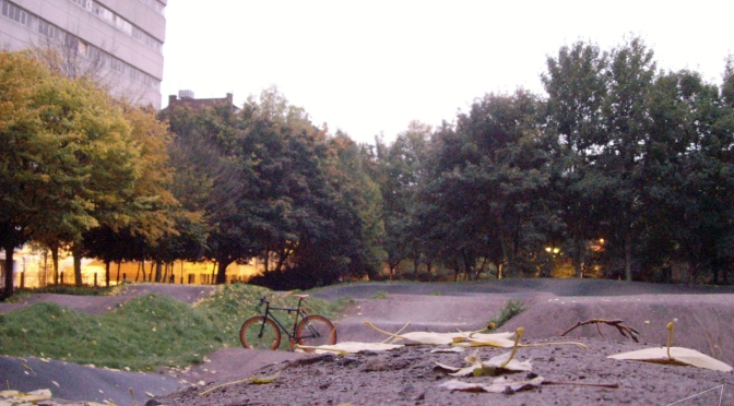 One Shot One Ride #039 Haggerston Park Bike Track