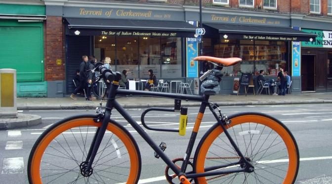 One Shot One ride #037 Terroni of Clerkenwell
