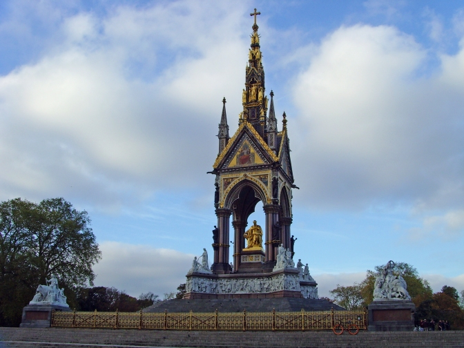 One Shot One Ride #054 Albert Memorial