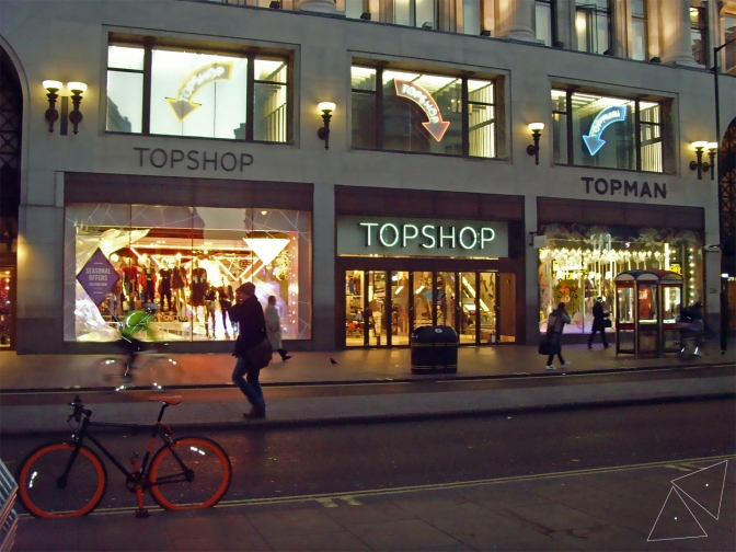 One Shot One Ride #064 Topshop