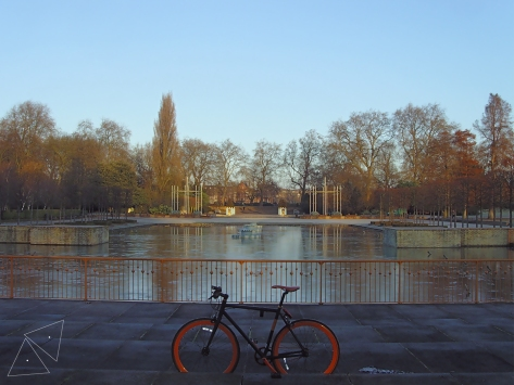 One Shot One Ride  - Battersea Park