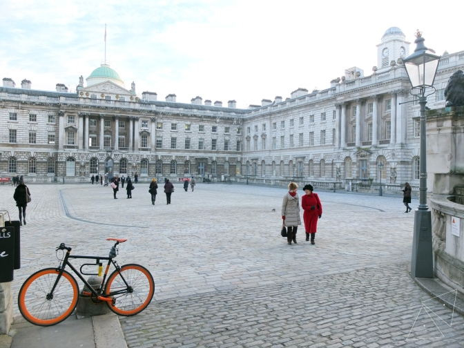 One Shot One Ride #068 Somerset House