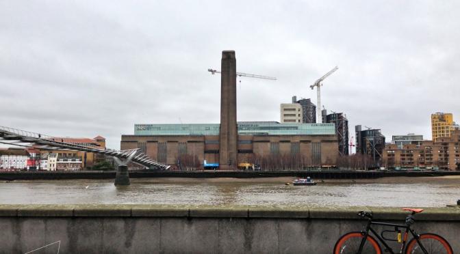 One Shot One Ride #075 Tate Modern