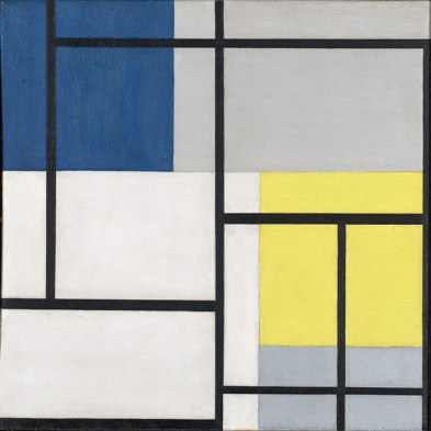 Theo van Doesburg_CompositionXXIV