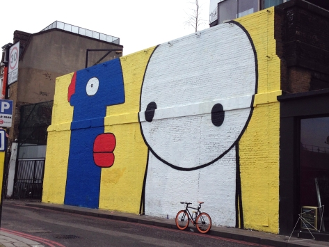 One Shot One Ride - Thierry Noir VS Stik
