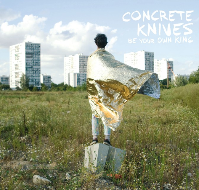Let's spend a (worthy) word about – Concrete Knives