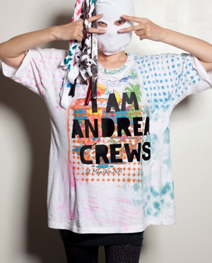 Let's spend a (worthy) word about – Andrea Crews