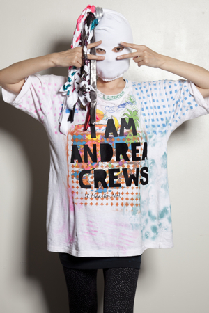 andrea crews - recycle - activism