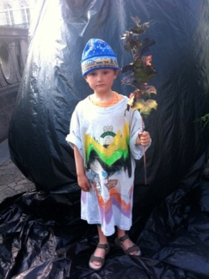 andrea crews - recycle - activism