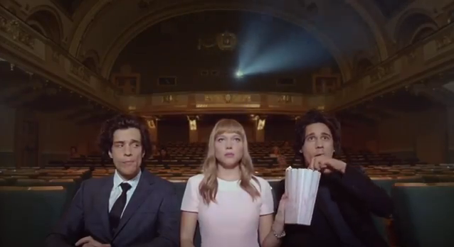 Prada Candy L'Eau – Wes Anderson and Roman Coppola are back.