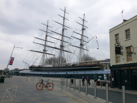 One Shot One Ride - Cutty Sark