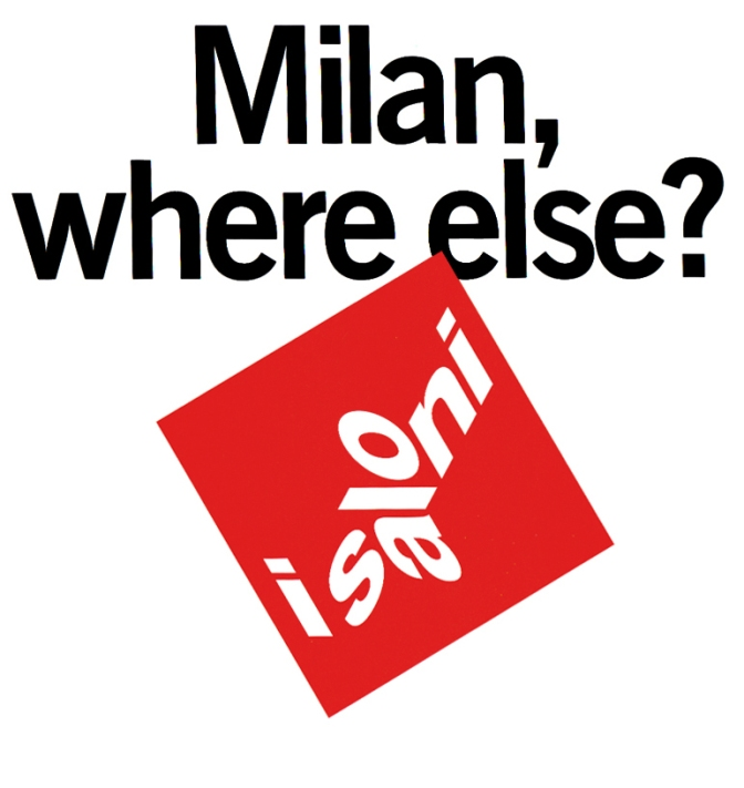 Milan Design Week 2013 Planned