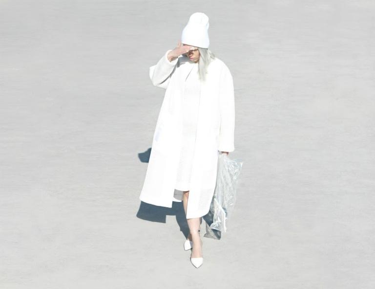 lve aesthetics white showstudio