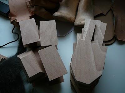 shoes for Janneke Verhoeven