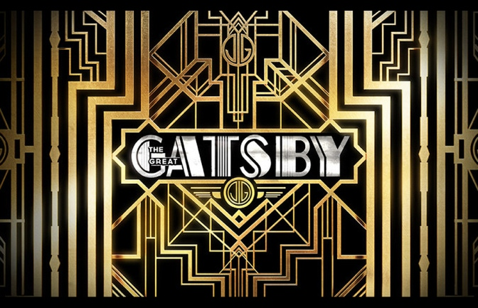 The Great Gatsby – Dressed by Prada and Miu Miu, dancing good music produced by Jay-Z