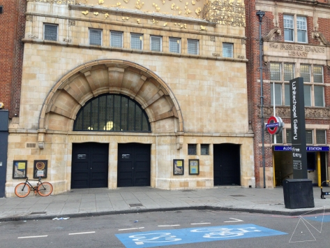 One Shot One Ride - Whitechapel Gallery