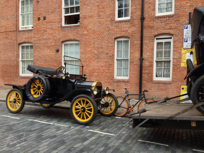 One Shot One Ride #130 Ford Model T 1