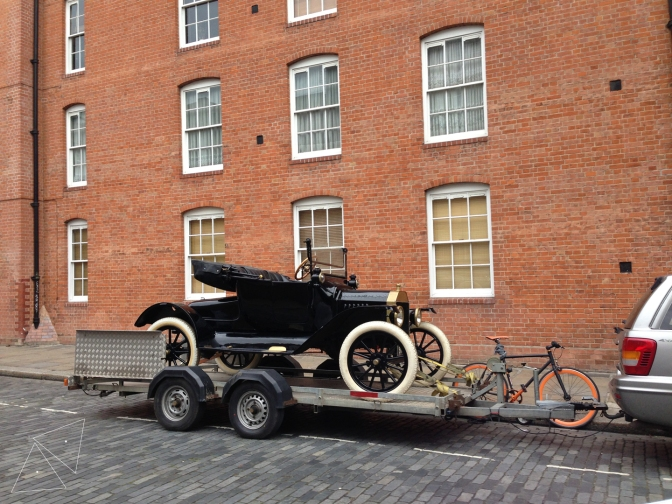 One Shot One Ride #131 Ford Model T 2