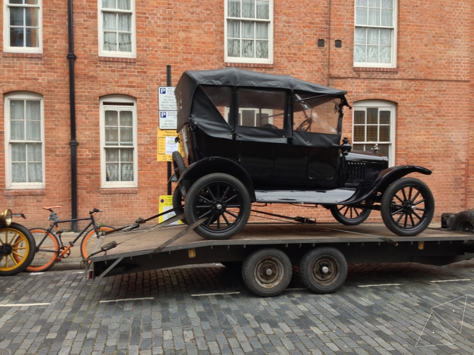 One Shot One Ride #132 Ford Model T 3