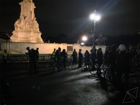 Velonotte at Buckingham Palace 2