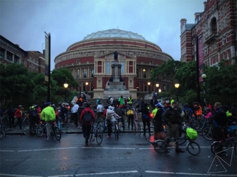 Velonotte at Royal Albert Hall