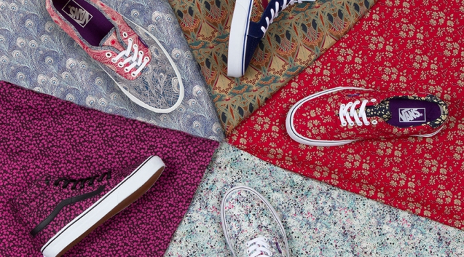 Let's spend a (worthy) word about – Vans ft. Liberty