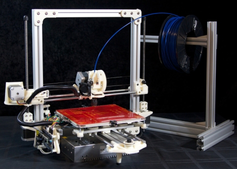 The Reprap 3D Printer