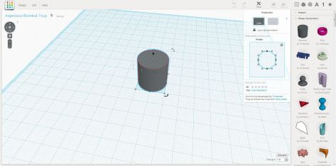 TinkerCad Software