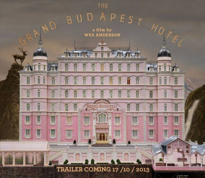 Let's spend a (worthy) word about – The Grand Budapest Hotel