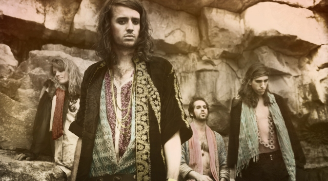 A Band's Style #005# – Crystal Fighters
